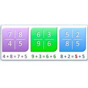 تست هوش تصویری اعداد با پاسخ3 -2